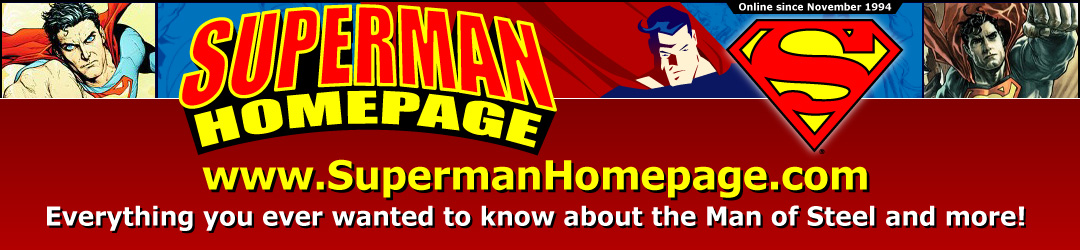 Superman Homepage