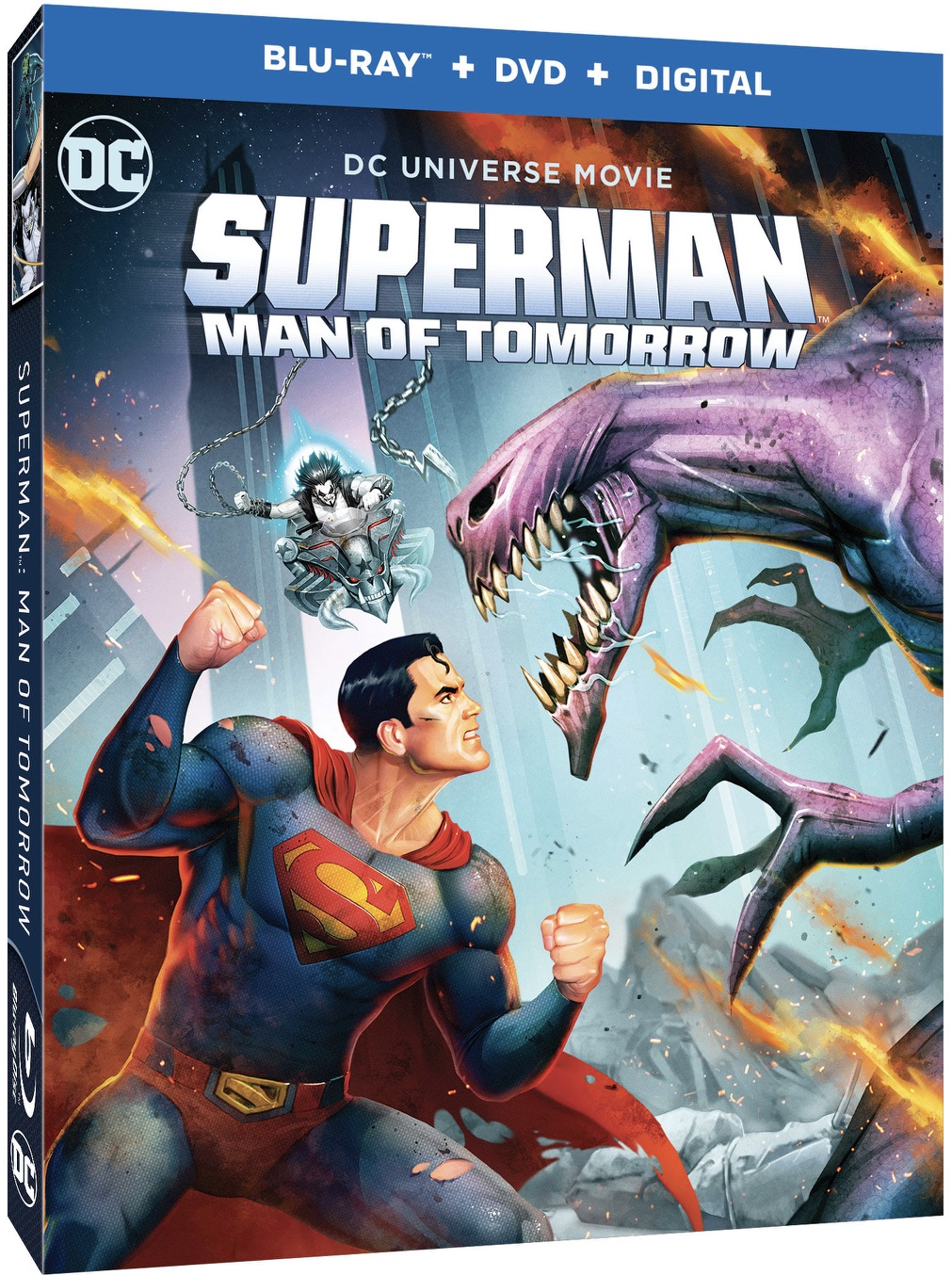 Superman: Man of Tomorrow Animated Movie