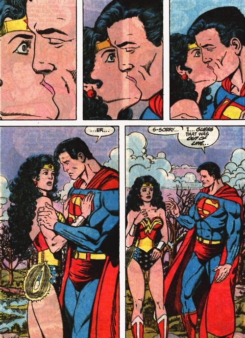 superman and me and daughter of Amanda lyn kent, daughter of superman and lois lane, when she had turned 14, she was given a chance to go to the hall of justice to be more than a sidekick to her dad.