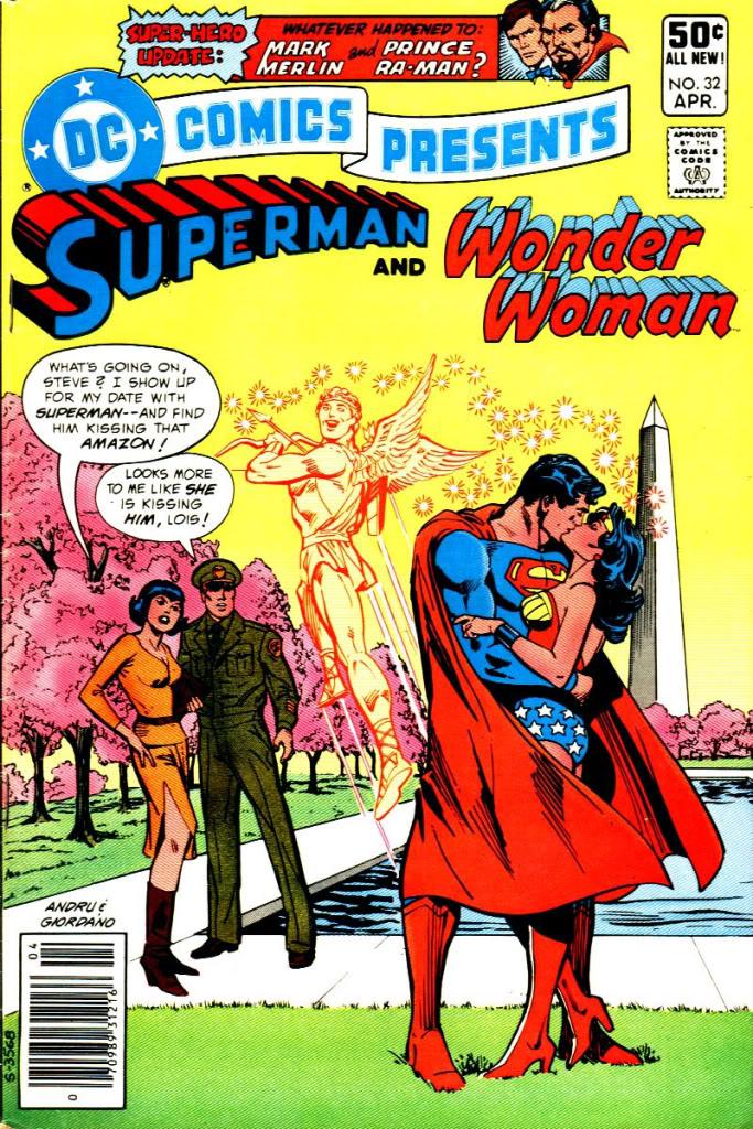 nieuwe 52 Superman en Wonder Woman dating gratis dating sites in Grande Prairie Alberta