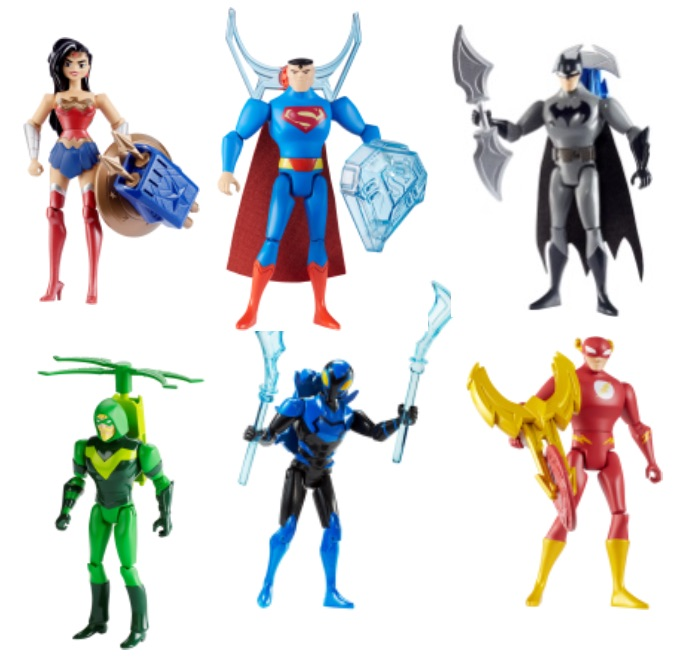 """Blue Beetle Justice League Action 4.5/"""" inch  Action Figure NEW 2018 Mattel DC"""