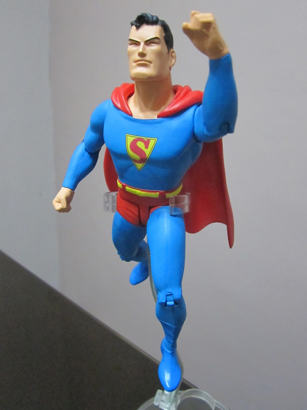 Toys of Steel Review   DC Direct  Joe Shuster Superman Ns1Z9v2P