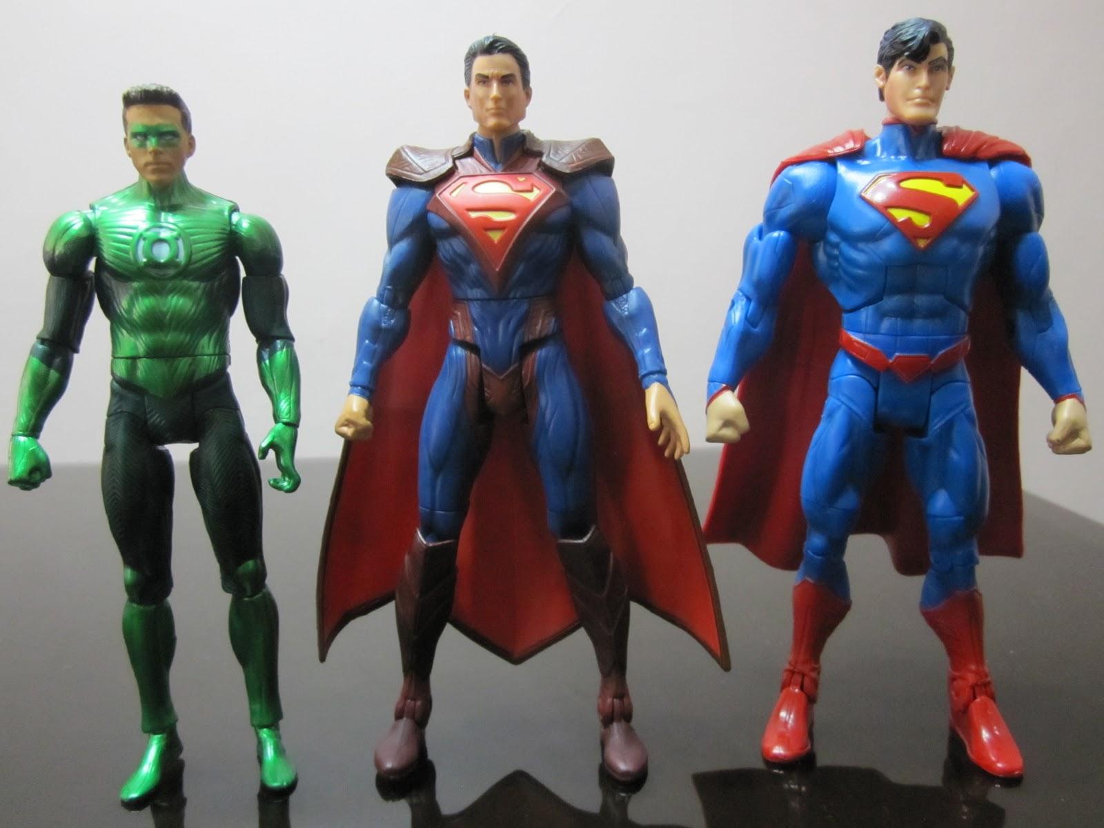 c739be6774df Injustice Superman Action Figure
