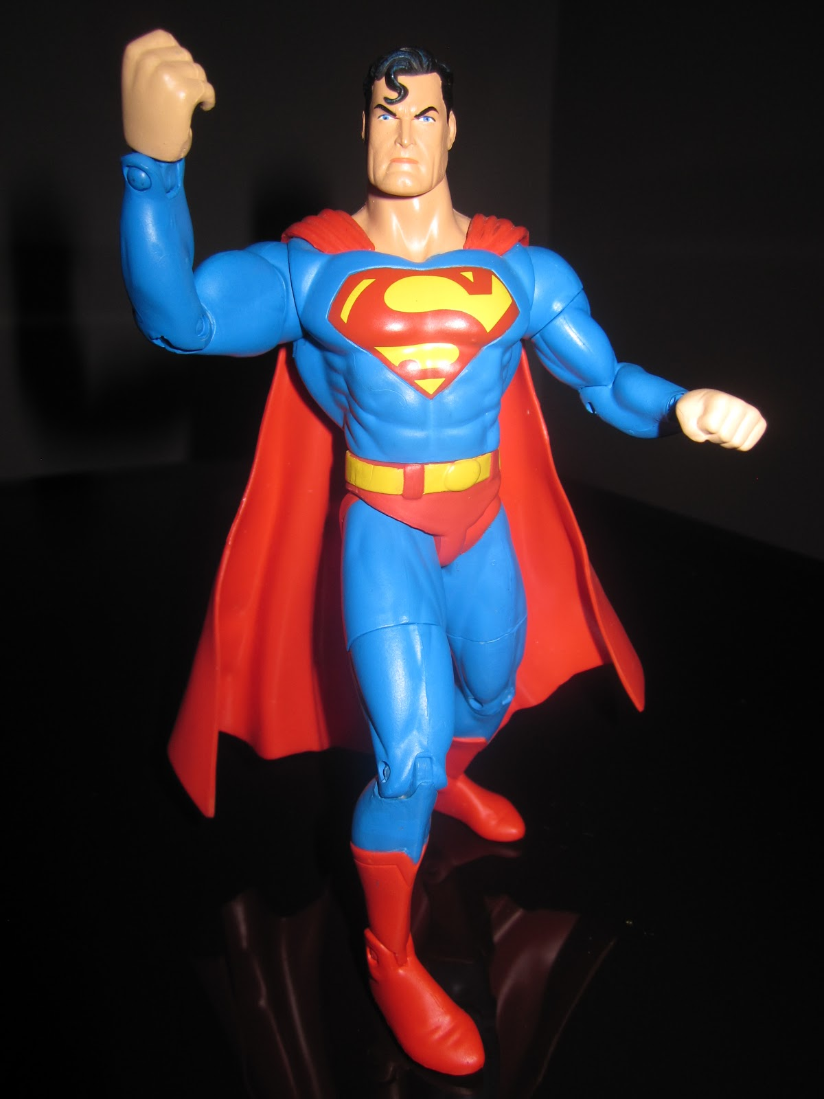 0278854cfa58 DC Direct JLA Superman ...