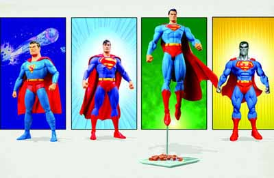 Action Figure Set
