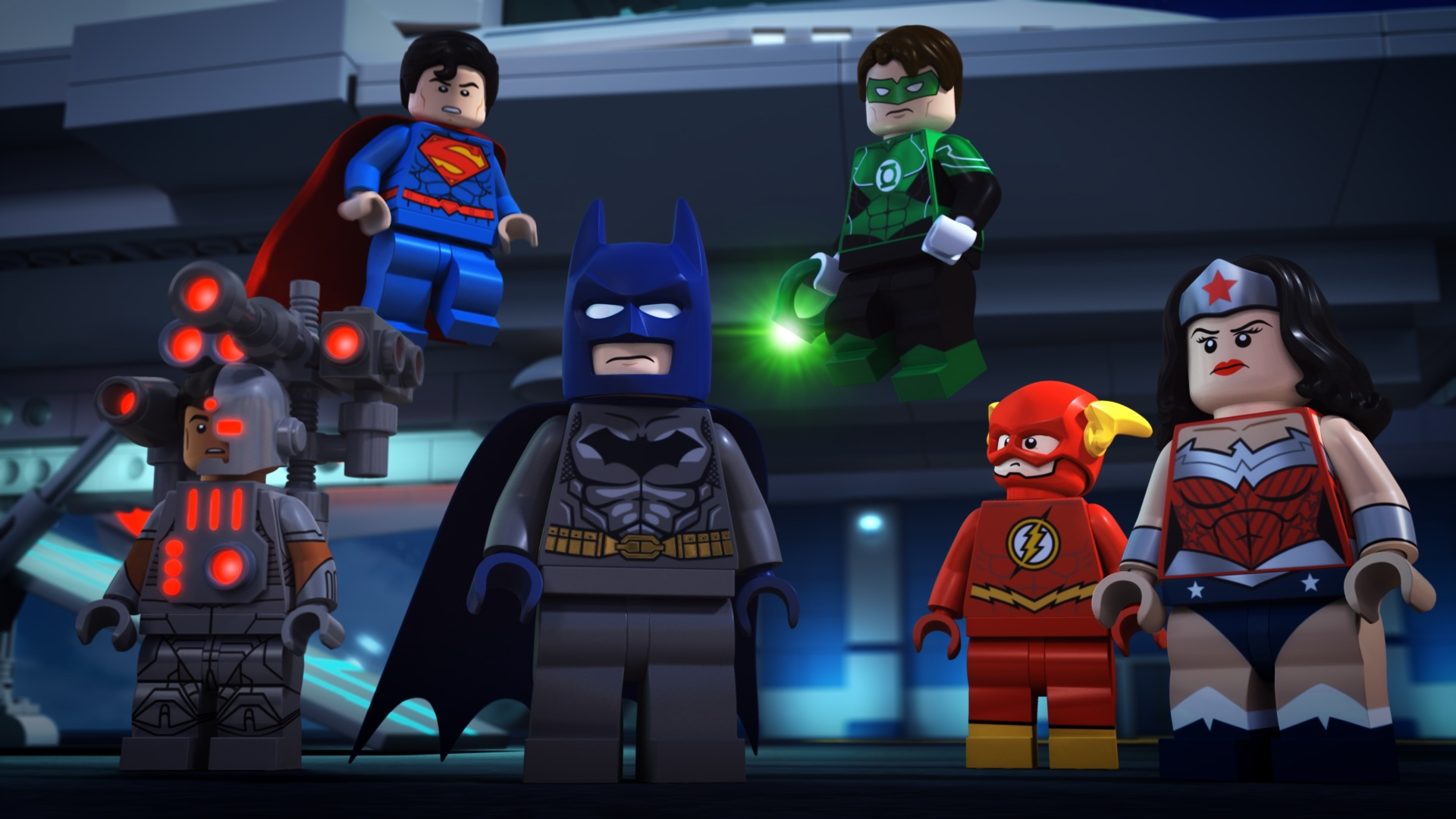 New York Comic Con 2015 NYCC 2015 Lego DC Super Heroes Comic w//Poster