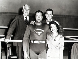 Adventures of Superman cast