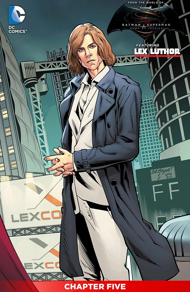 Lex Luthor Cake Crisis