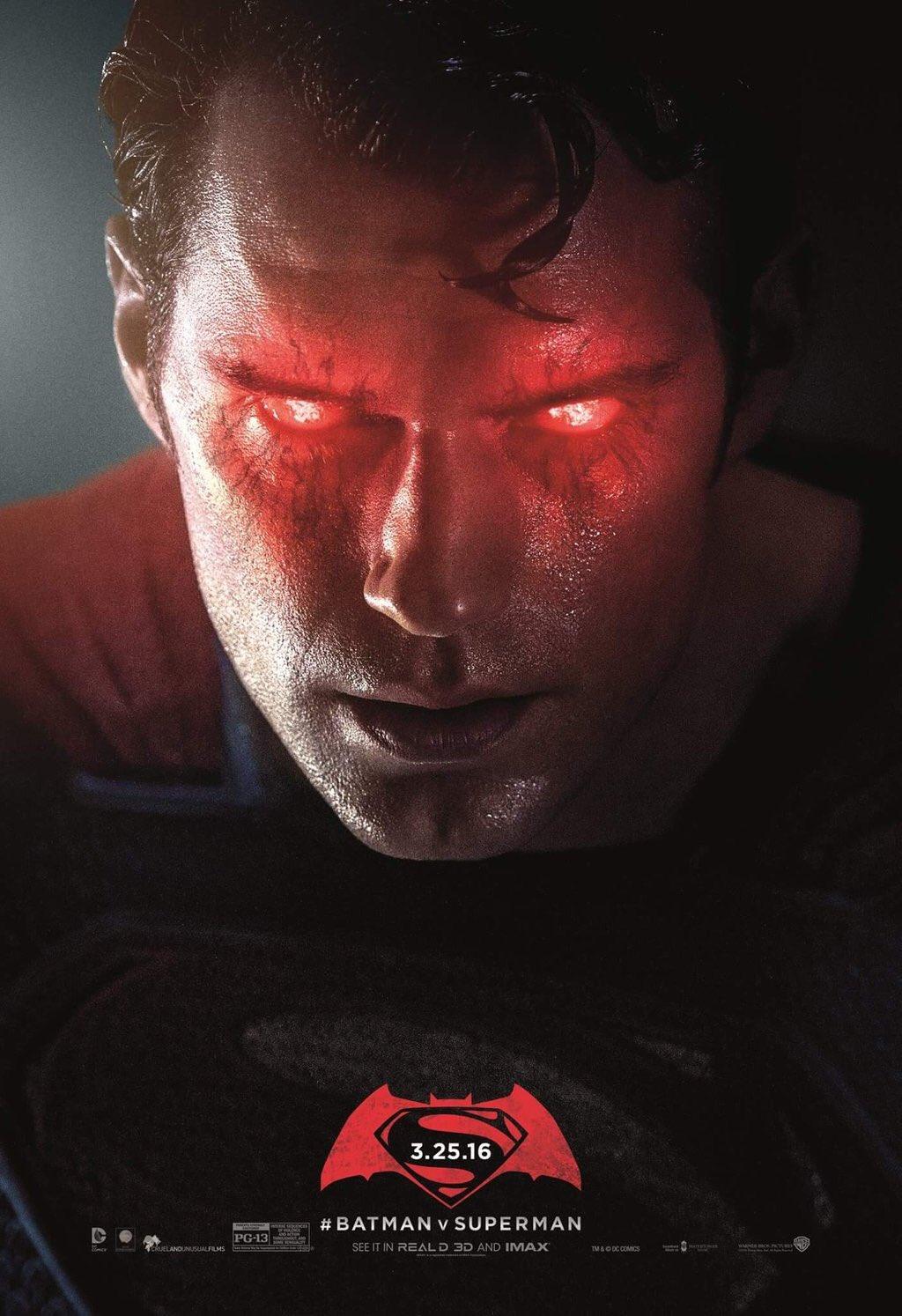 "Superman Homepage - News: May 21, 2016: Unused ""Batman v ..."