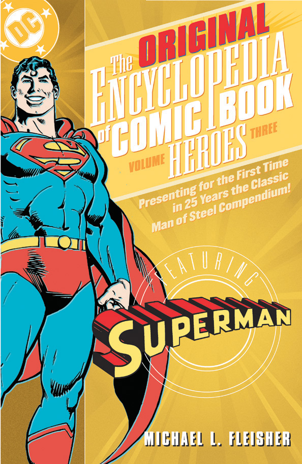 Encyclopedia - Volume 3: Superman