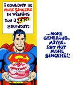 Superman Image Gallery Cards