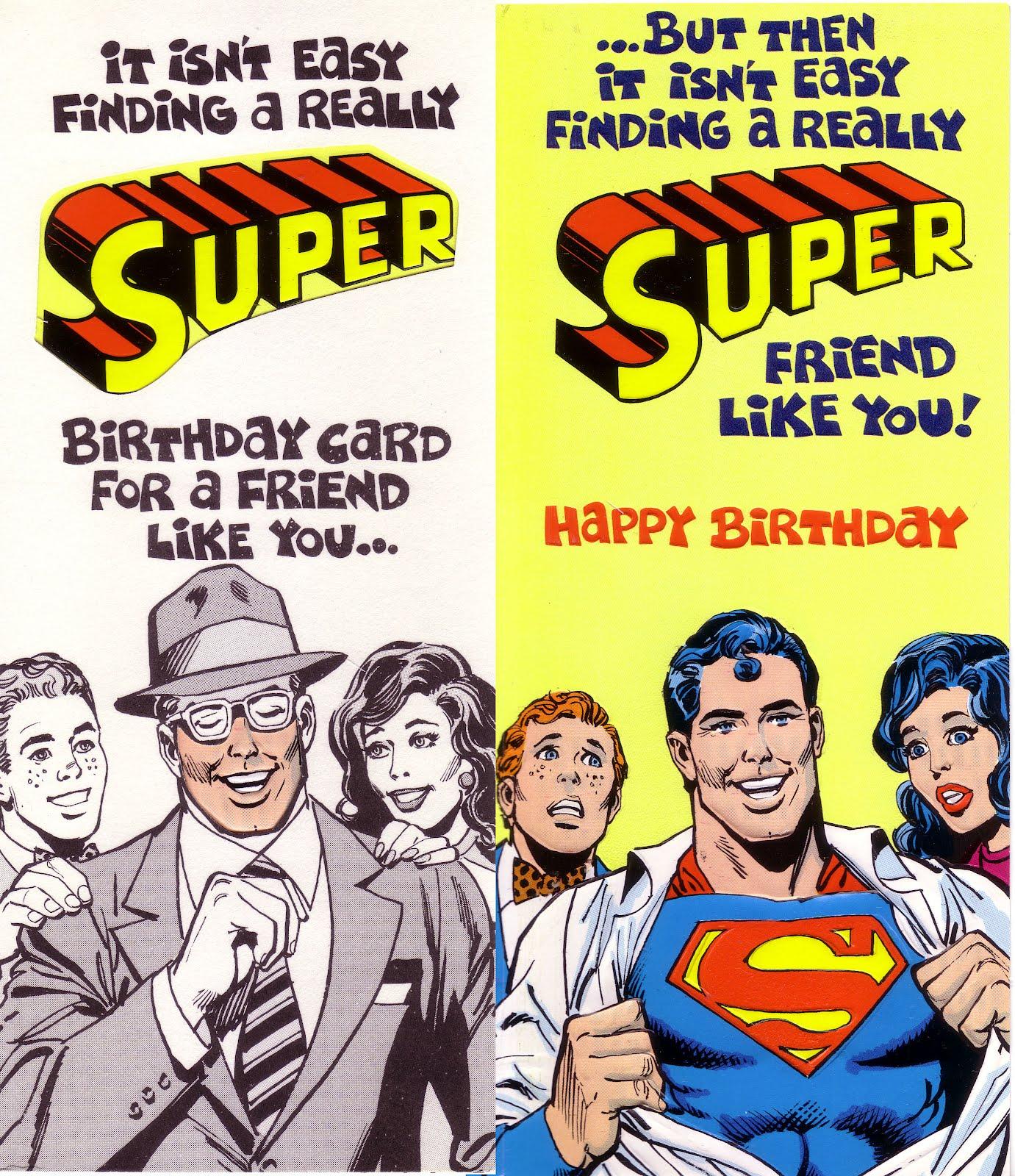 Birthday5g 13811600 superhero cards pinterest superhero kristyandbryce Image collections