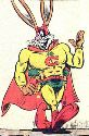 Captain Carrot
