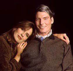 Chris and Dana Reeve