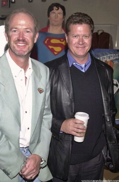 Marc McClure and Jeff East