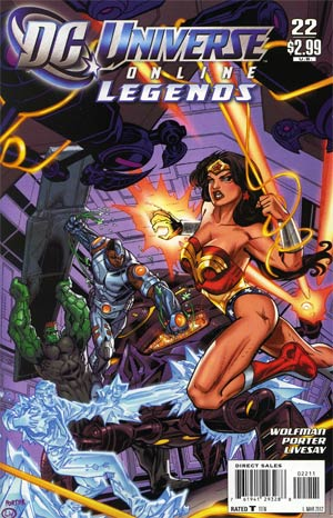 DC Universe Online Legends #22