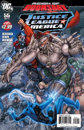 Justice League of America #55