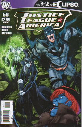 Justice League of America #56