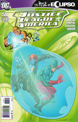 Justice League of America #58