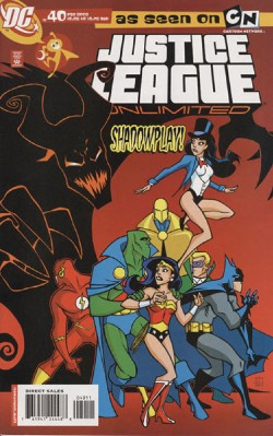 Justice League Unlimited #40