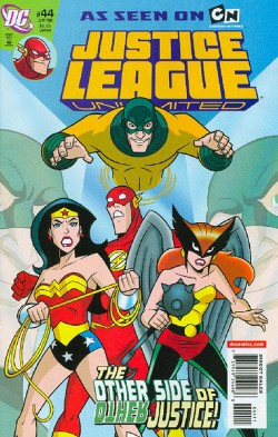 Justice League Unlimited #44