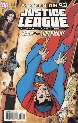 Justice League Unlimited #45