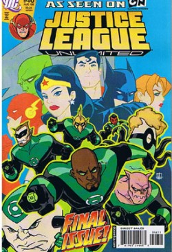 Justice League Unlimited #46