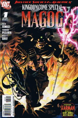 Justice Society of America Kingdom Come Special: Magog #1