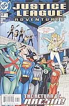 Justice League Adventures #17