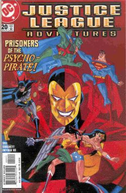 Justice League Adventures #20