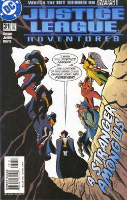Justice League Adventures #31