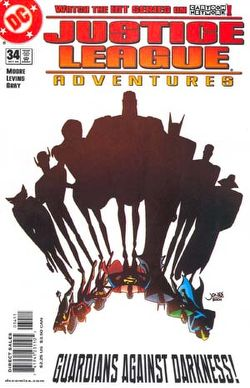 Justice League Adventures #34