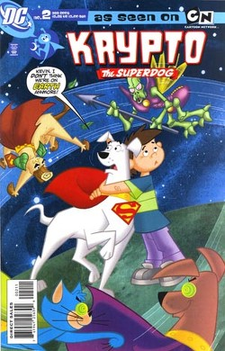 Krypto The Superdog #2