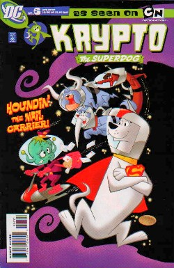 Krypto The Superdog #6
