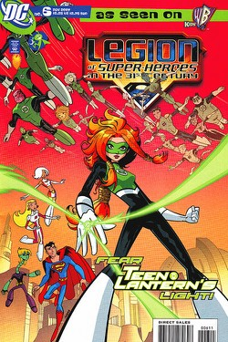 Legion of Super Heroes in the 31st Century #6