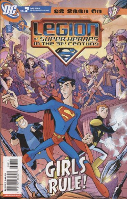 Legion of Super Heroes in the 31st Century #7