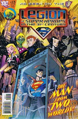Legion of Super Heroes in the 31st Century #13