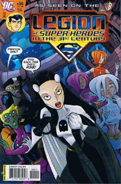 Legion of Super Heroes in the 31st Century #14