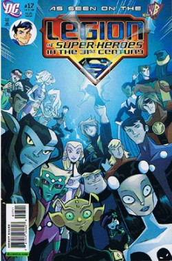 Legion of Super Heroes in the 31st Century #17
