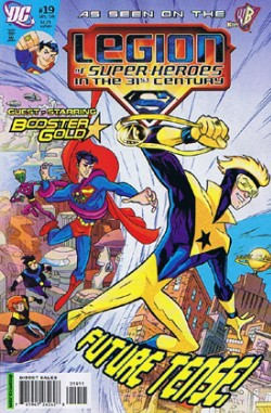Legion of Super Heroes in the 31st Century #19