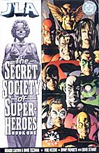 JLA: Secret Society of Super-Heroes #1