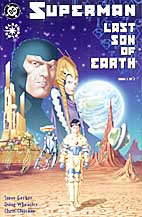Superman: Last Son of Earth #1