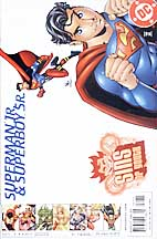 Sins of Youth: Superman Jr and Superboy Sr #1