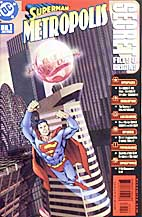 Superman Metropolis: Secret Files and Origins #1