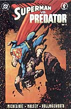 Superman vs Predator #1