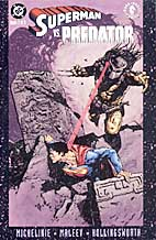 Superman vs Predator #2