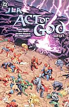 JLA: Act of God #1