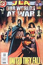JLA: Our World's At War