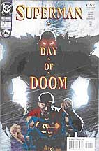 Superman: Day of Doom #1
