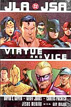 JLA/JSA: Virtue & Vice